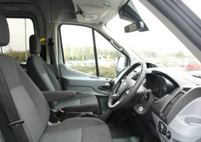 17 Seat Minibus for hire 10
