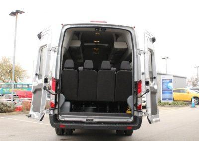 17 Seat Minibus for hire 7